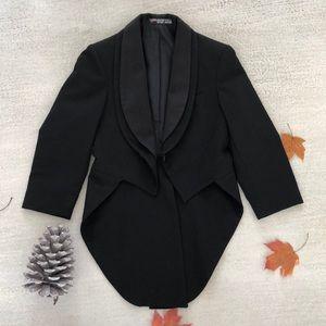 Oscar de la renta  formal tuxedo jacket size 8